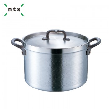 Compound Steel Hammered Sauce Pot