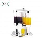 Double Juice Dispenser Moon Bay 5 LTS *2pc