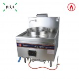 1 BURNER COOKING STEAMER