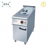 1 Tank Electric Fryer(1 Basket) with Cabinet