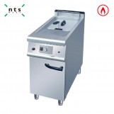 1 Tank Gas Fryer(1 Basket) with Cabinet