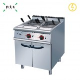 Electric Pasta Cooker with Cabinet