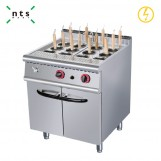 Electric Noodle Cooker with Cabinet