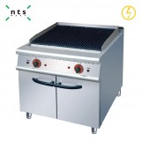 Electric Radiant Grill with Cabinet