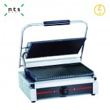 Electric Contact Grill(Top&Down Grooved Plate)