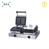 Electric Waffle Baker 1 Plate & 2 Plate