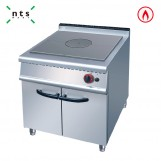 Gas Hot Plate with Cabinet