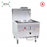 Gas Cookeing Steamer