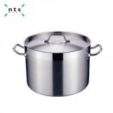American Style Stock Pot-Aluminium