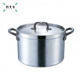 Compound Steel Hammered Sauce Pot