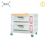 2 Decks Electric Oven without Steam