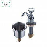 Dipperwell Faucet & Bowl