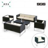 PE Rattan Sofa (Single Seat)