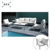 Mesh Corner Sofa