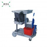 Janitor cart