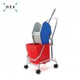 Side Press Bucket Trolley