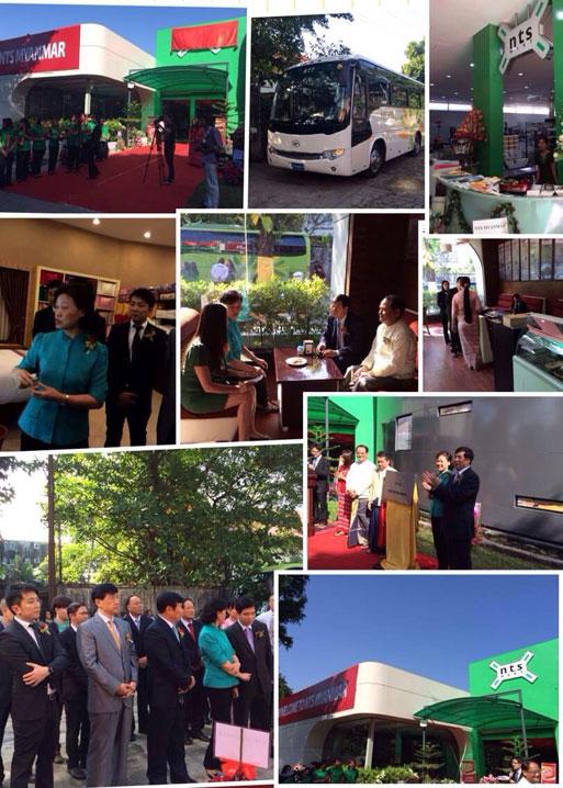 NTS Myanmar Opening Ceremony