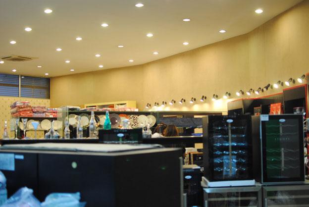 NTS showroom